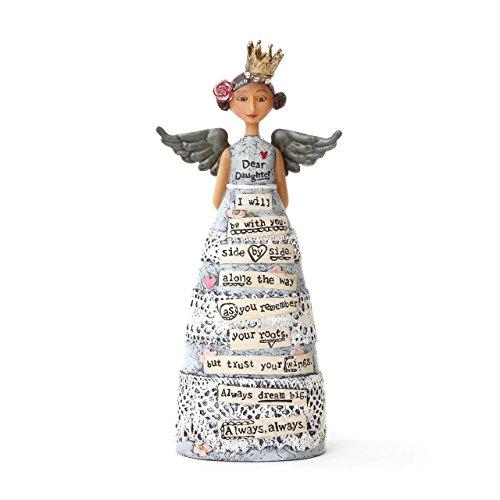 DEMDACO Kelly Rae Roberts Daughter Figurine ()