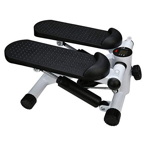 Iuhan  Health Fitness Mini Stepper with Band, Household Gym Hydraulic Mute Stepper Multi-Function Pedal Indoor Sports Stepper Legs by Iuhan  (Image #6)