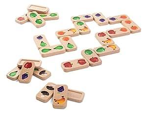 Plan Toys Fruit and Veggie Domino