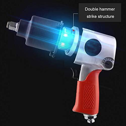 Pré-Commander LYHXXX Qualité Industrielle High Torque pneumatique Clé, Impact Gun Air Technology Outil pneumatique poignée antidérapante en Caoutchouc Pad (1 Paquet)  dECXt