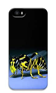 3D Bee Polycarbonate Hard 3D Case For Sam Sung Galaxy S4 I9500 Cover
