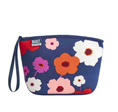 BUILT NY Neoprene Clutch Flower