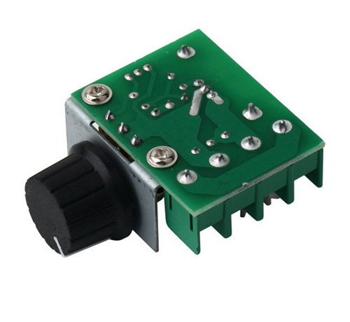 220v 2000w SCR Voltage Regulator Motor Dimmers Thermostat Speed Controller by Unknown (Image #5)