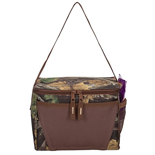 GOODHOPE Bags Camo Cooler Bag, Brown Camo, Small by GOODHOPE Bags