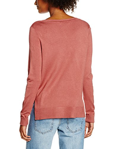 Only Onlmila L/S Pullover Knt, Suéter para Mujer Rosa (Withered Rose)