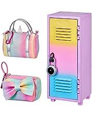 Real Littles Locker + Handbag Bundle Pack! Each Pack Contains an Exclusive Locker, Duffle Bag + 15 Surprises Plus an Exclusive Handbag and Surprises from The Handbag Range (25286)