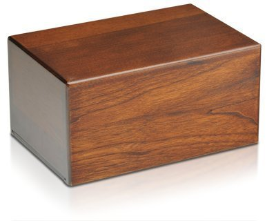Economy Wooden Urn Box - Extra Large (Industries Urn)