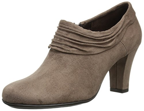 Shoes Aerosoles Ladies (Aerosoles Women's Starring Role, Taupe Fabric, 7.5 M US)