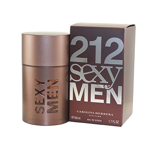 (212 Sexy By Carolina Herrera For Men. Eau De Toilette Spray 1.7-Ounce Bottle)