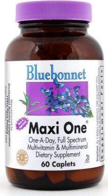 Bluebonnet Maxi One Iron (Bluebonnet Maxi One Iron Free Caplets, 60 Count)