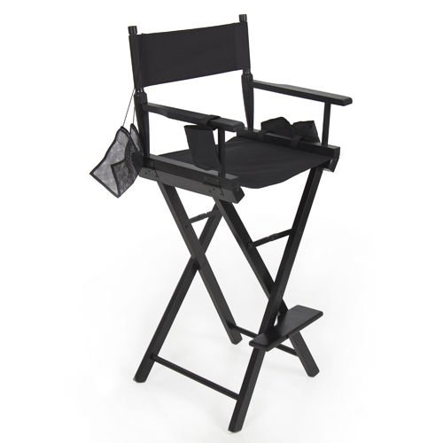ShOpPeRcHoIcE Makeup Artist Director's Chair Light Weight and Foldable Professional by ShopperChoice