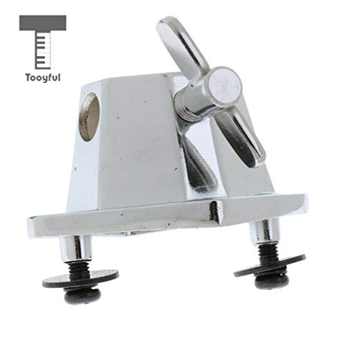 Value-5-Star - Chrome Floor Tom Leg Bracket for Tom Drum Parts Accessories