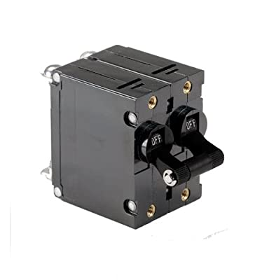 Ancor Marine Grade Electrical Magnetic Double Pole AC/DC Circuit Breaker