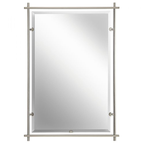 Kichler 41096NI Eileen Mirror in Brushed -