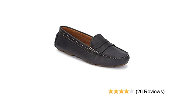 0a873a5bc Women s Patricia Driving Style Loafer Blue 8 M US