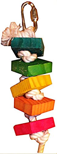 Block Kaleidoscope (Conure Blocks 7