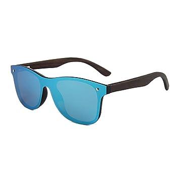 FYrainbow Polarizado Gafas De Sol Clásico, Unisexo Cuerno ...