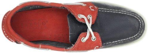Spinnaker donna Sebago rossi mocassini da Aw1nFxTRq