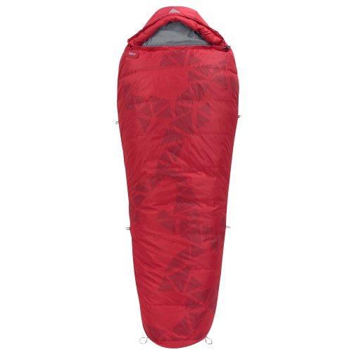 Kelty Cosmic Down 20-Degree Sleeping Bag, Red, 6-Feet, Outdoor Stuffs