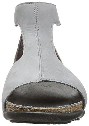 Women's Sandal Gray Naot Flat Nala SwnYB