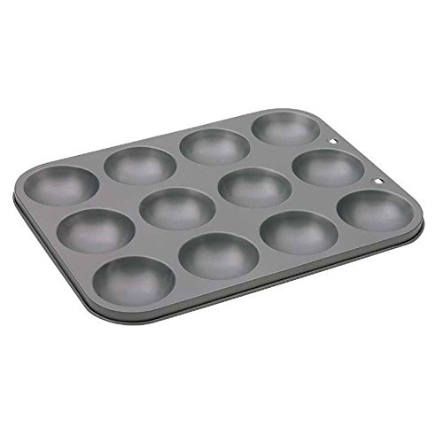 Baker's Pride Non-Stick 12 Cup Mince Pie Tray/Pan (Pack of ()