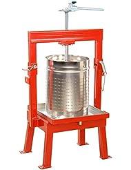 Maximizer Fruit Press 20 Liter Stainless Basket