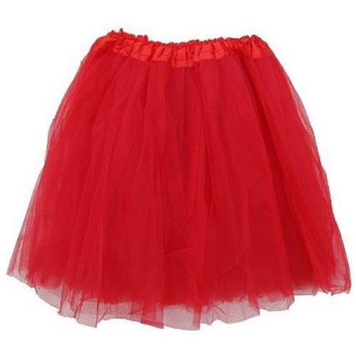 Girls Tulle Ballet Tutu Skirt Fairy Angel