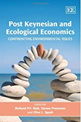Post Keynesian and Ecological Economics: Confronting Environmental Issues Hardcover