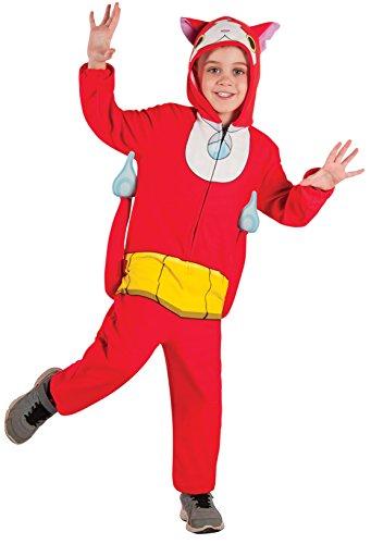 Rubie's Costume Yo-Kai Watch Jibanyan Child's Costume, One Color, Medium]()