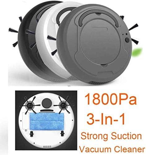 Art Jian 1800pa Robot Aspirateur Multifonction Intelligent Pet Hair Hard Floor Tapis 3in1 Sec Balayage Humide Mop Automatique Intelligent robotique Sweeper