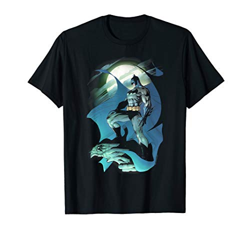 Batman Glow of the Moon T Shirt