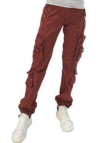 8 Pocket Cargo Pants - 7