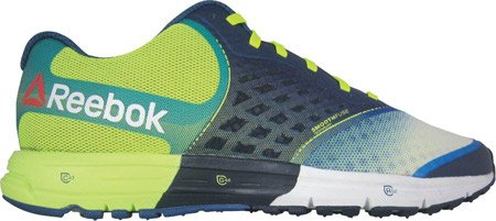 0 One Running White Men's Reebok Batik Solar 2 Blue Guide Shoe Yellow qTwptSd