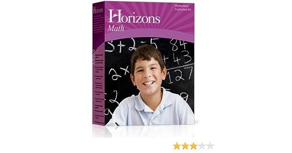 Horizons Mathematics Grade 4 Boxed Set: VARIOUS: 9780867178432 ...