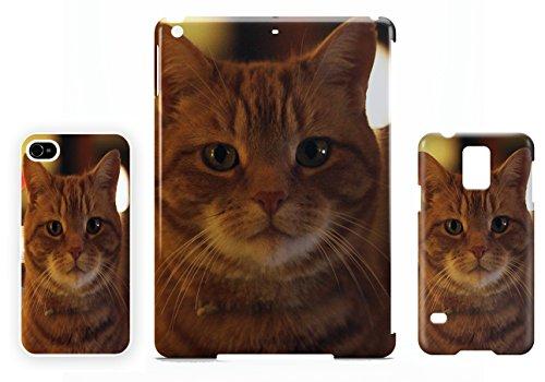 Ginger Cat 3 iPhone 7 cellulaire cas coque de téléphone cas, couverture de téléphone portable