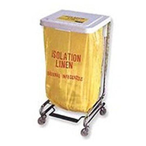 WP000-47-09 47-09 47-09 Bag Linen LLDPE Ultra-Tuff Blue 30-33gal 23x8x41'' 1.2mil 250/Ca Medical Action Industries by Medical Action Industries