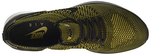 Compétition NIKE de Chaussures Air Desert Homme Black Racer Moss Desert Mariah Zoom Moss Black Running Flyknit Marron 8wxYFr8q