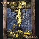 Chaos A.D. Original recording remastered Edition by Sepultura (1993) Audio CD