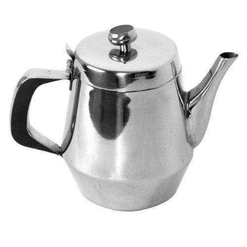 chrome teapot - 6