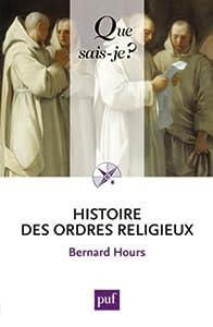 """Afficher """"Histoire des ordres religieux"""""""