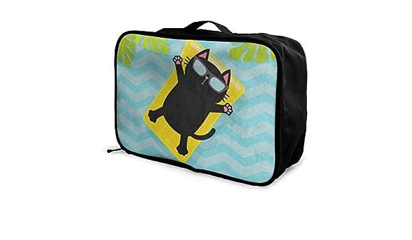 3 Large Capacity Waterproof Foldable Storage Tote Travel Luggage Duffle Bag Lightweight Portable Handbag Spider Web