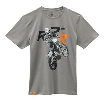 KTM Original Riders té - Camiseta para Hombre Talla L: Amazon.es: Coche y moto