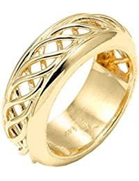 Amazoncom Celtic Wedding Bands Clothing Shoes Jewelry