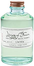 Library of Flowers Bath Oil-Linden