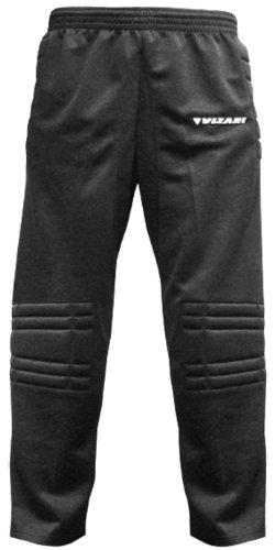 Goalie Pants (Vizari Primo Goalkeeper Pant (Black, Adult Large))