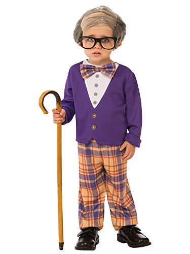 Rubie's Little Old Man Child's Costume, -
