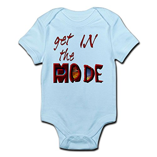 CafePress Depeche Mode Infant Bodysuit - Cute Infant Bodysuit Baby Romper