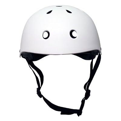 Krown Helmet, White : Skate And Skateboarding Helmets : Sports & Outdoors