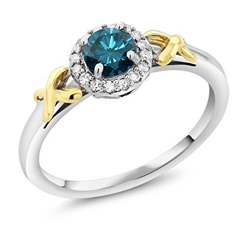 0.55 Ct Emerald Cut Diamond - 1