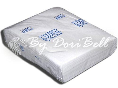 By DoriBell ® Toalla Spun Lace 40x80 100 Unidades 50gr.: Amazon.es: Salud y cuidado personal
